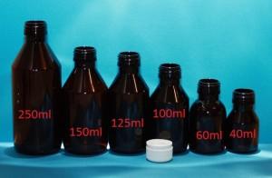 butelki farmaceutyczne PET
